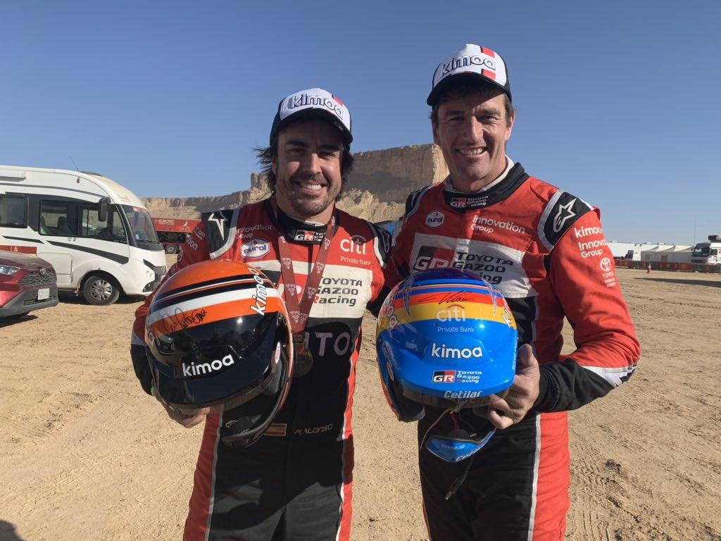 Fernando Alonso @alo_oficial