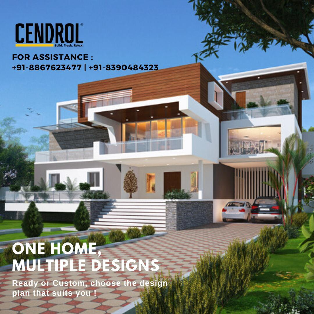 More is always better. Choose from 100+ designs for your Dream Home, only with Cendrol!   #villa #house #home #construction #architecture #Bangalorepic.twitter.com/S4a3LOYLwy
