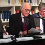 Image for the Tweet beginning: Roberto de Mattei calls on