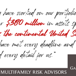 Image for the Tweet beginning: We serve #multifamily lenders, #CRE