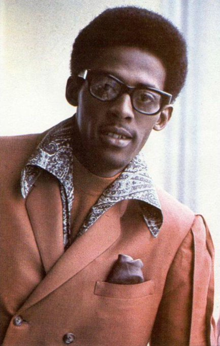 Happy 79th birthday to one of the greatest soul singers of all-time Mr. David Ruffin.