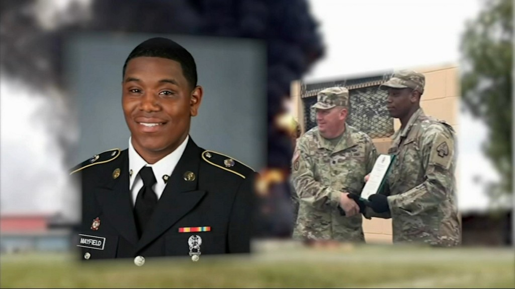 Henry Mayfield Jr., Hazel Crest soldier killed in terrorist attack, laid to rest https://abc7chicago.com/5860368/?ex_cid=TA_WLS_TW&taid=5e23305ba1146300016ecf2a&utm_campaign=trueAnthem%3A+Trending+Content&utm_medium=trueAnthem&utm_source=twitter…