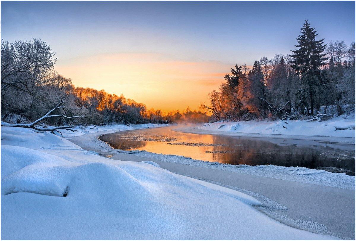 когда наталья фото зимняя природа на речушке выбрать