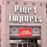 Image for the Tweet beginning: Pier 1 Imports to Close