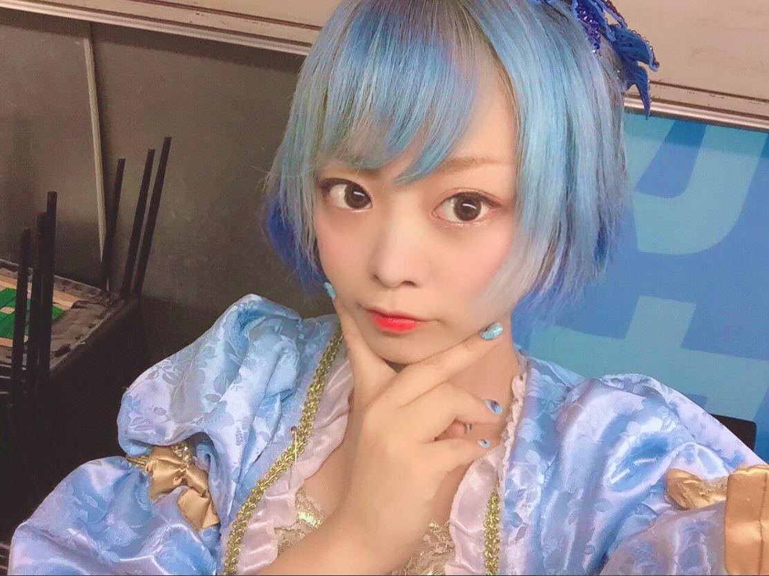 1月27日(月)仮面女子カフェ公演は胡桃そら企画!アーマーガールズ全員OZ新衣装!!