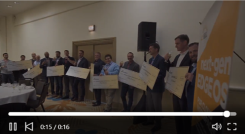 Congrats the 12 #IGEL Technology Platinum Partners. We handed out over $600k to them yesterday at #citrixsummit #believe #disrupteuc #citrix #vmware #microsoft #amazon #windowsvirtualdesktop