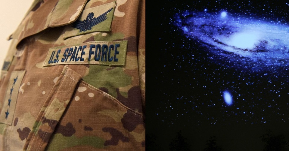 Looks so seamless, doesn't it?   US forces to wear woodland-patterned camouflage in SPACE   https:// on.rt.com/a99m    <br>http://pic.twitter.com/8Gqbu1AvL9