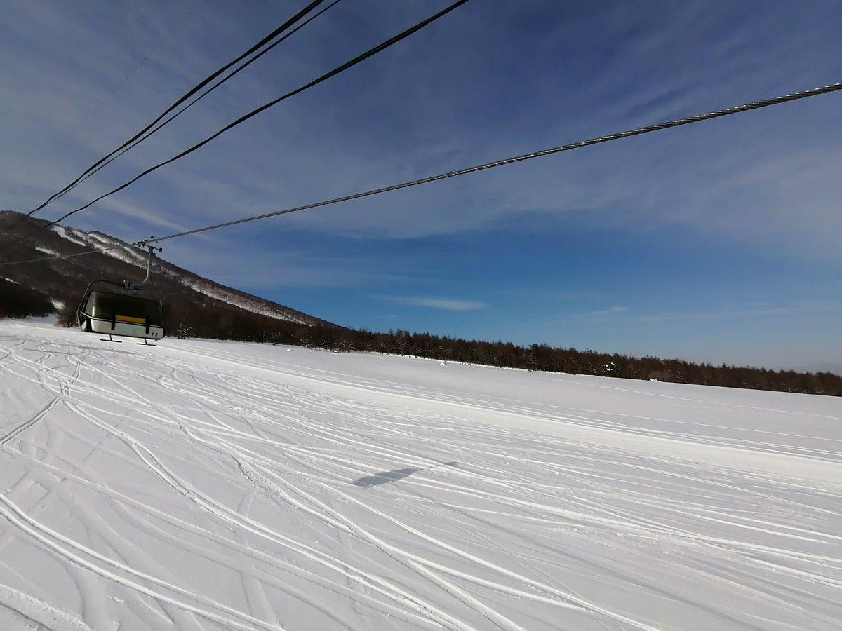 場 安比 高原 天気 スキー