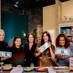 Image for the Tweet beginning: This morning on #TheKitchen, we