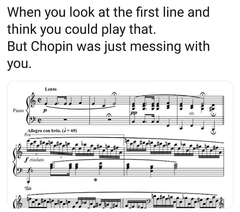 Haha! We've all been there!  #MusicianLife #FalseHopes #MusicMemes pic.twitter.com/3sMqqfBVh1