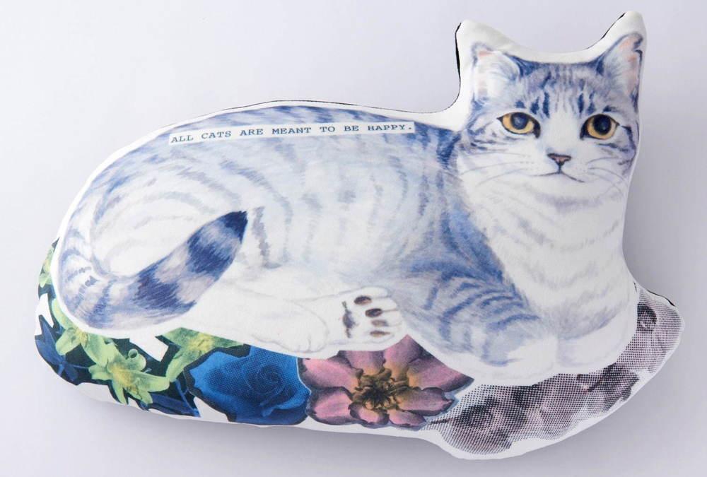 """アフタヌーンティー・リビングから""""猫づくし""""アイテム、ネコの顔型マグ&尻尾付きポーチなど -"""