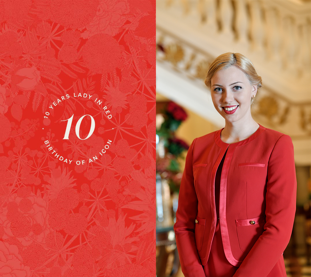 Join the celebration of the 10 year anniversary of the Lady in Red at #KempinskiPalm.  Ladies in Red, Kempinski's brand ambassadors and icons for outstanding service welcome you to a journey of experiences from 17 to 26 January 2020.  https://t.co/wmLSDqpKMP https://t.co/Li98NqNjl7