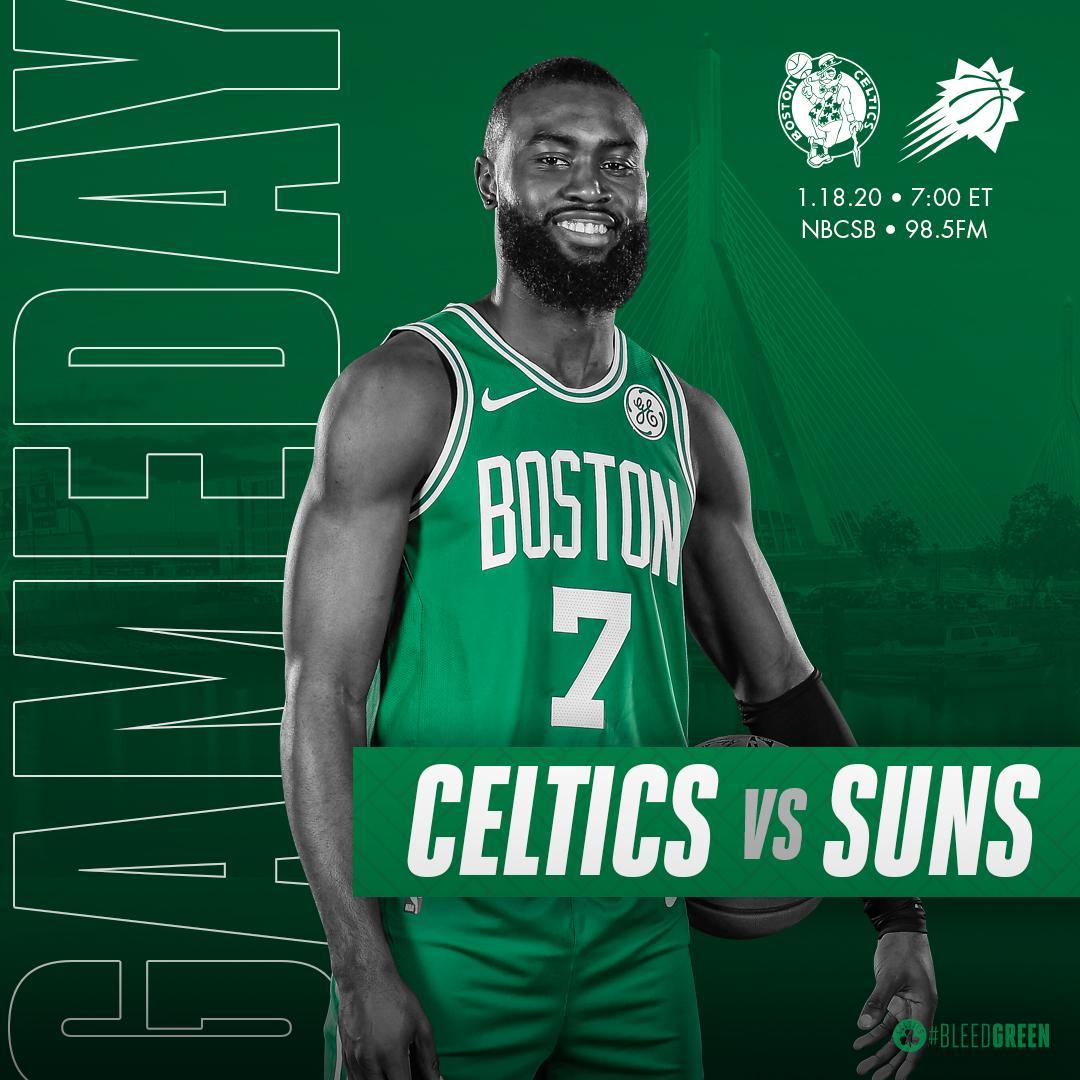 Preview: Celtics host Suns in Aron Baynes return to TD Garden