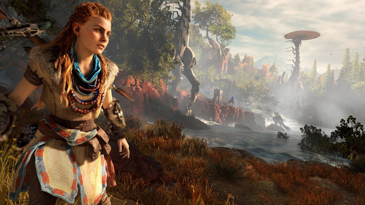 PS4 exclusive Horizon Zero Dawn reportedly coming to PC later this year