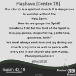 Image for the Tweet beginning: Doctor's Round:  Mashava Centre 28  Our