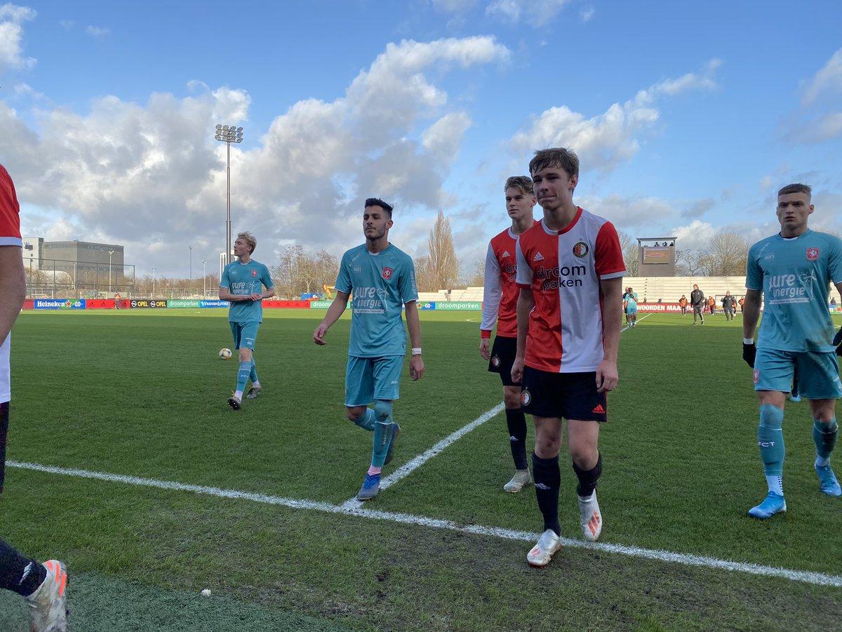 test Twitter Media - HT | Lekkere voorsprong op zak 👌  Straks meer...  #FeyenoordO19 #feytwe (3-0) https://t.co/BFqaeGmEro