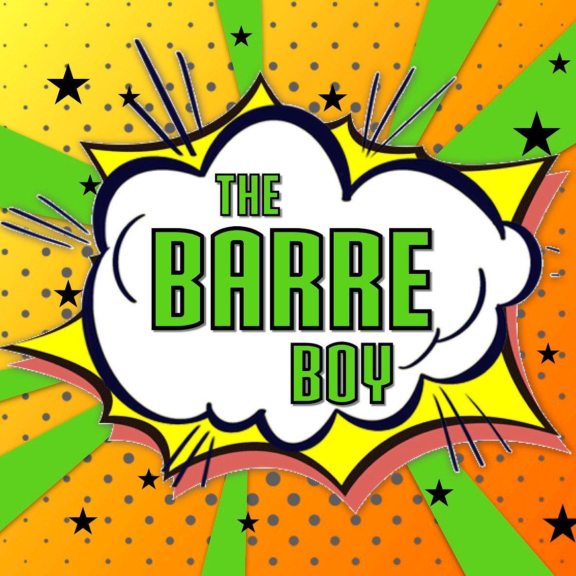 #barre #barrefitness #thebarreboy
