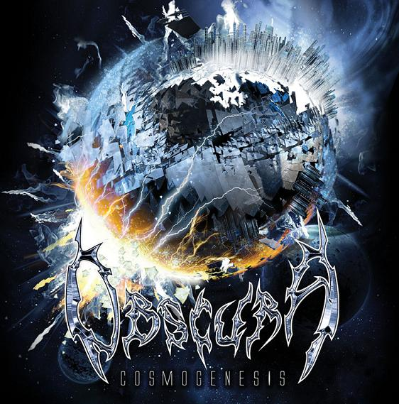 Obscura - Cosmogenesis  One of the best albums back in 2009. Outstanding bass. Killing drums. Weird riffs.   Don't miss it. #Deathmetal #obscura<br>http://pic.twitter.com/M9Zskngeh0