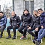 Image for the Tweet beginning: Bursaspor Teknik Direktörü İbrahim Üzülmez,