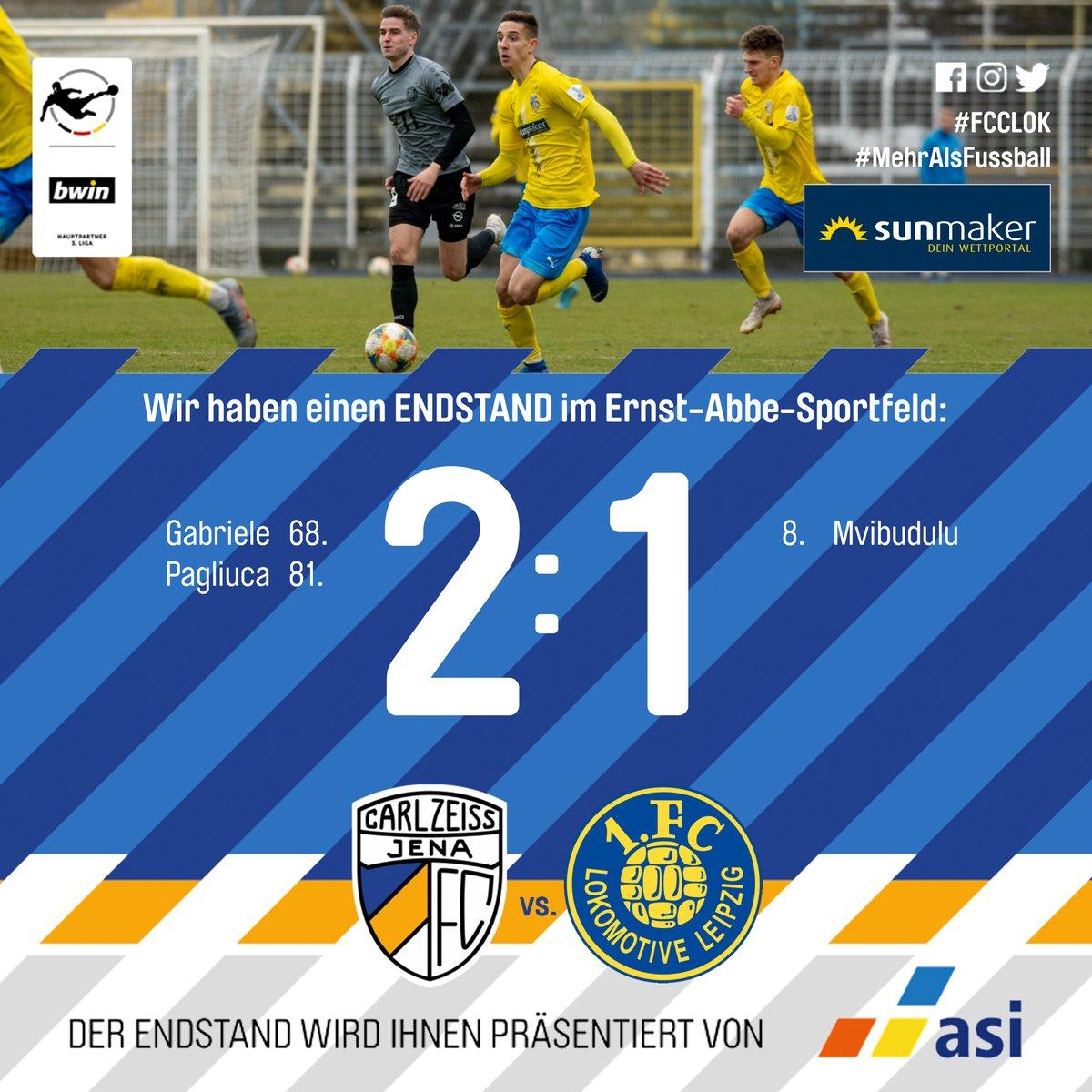 FC Carl Zeiss Jena @fccarlzeissjena