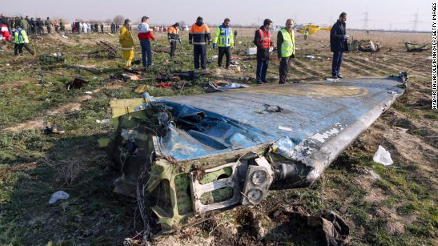 Iran will send the black boxes of a Ukrainian airliner that its military accidentally shot down this month to Ukraine for analysis, Iranian media reports https://cnn.it/2FYKK1M