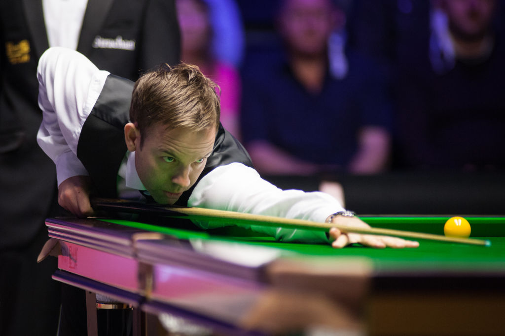 A few weeks ago, Ali Carter did not even know he would be playing at the Masters.Now he is closing in on a place in the final.Live: https://bbc.in/2R3VH8A  #bbcsnooker