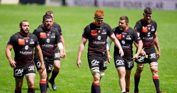 Le LOU Rugby sombre encore en Coupe d'Europe avant d'accueillir Toulon http://dlvr.it/RNHdHJpic.twitter.com/oo4Fkf69Aw