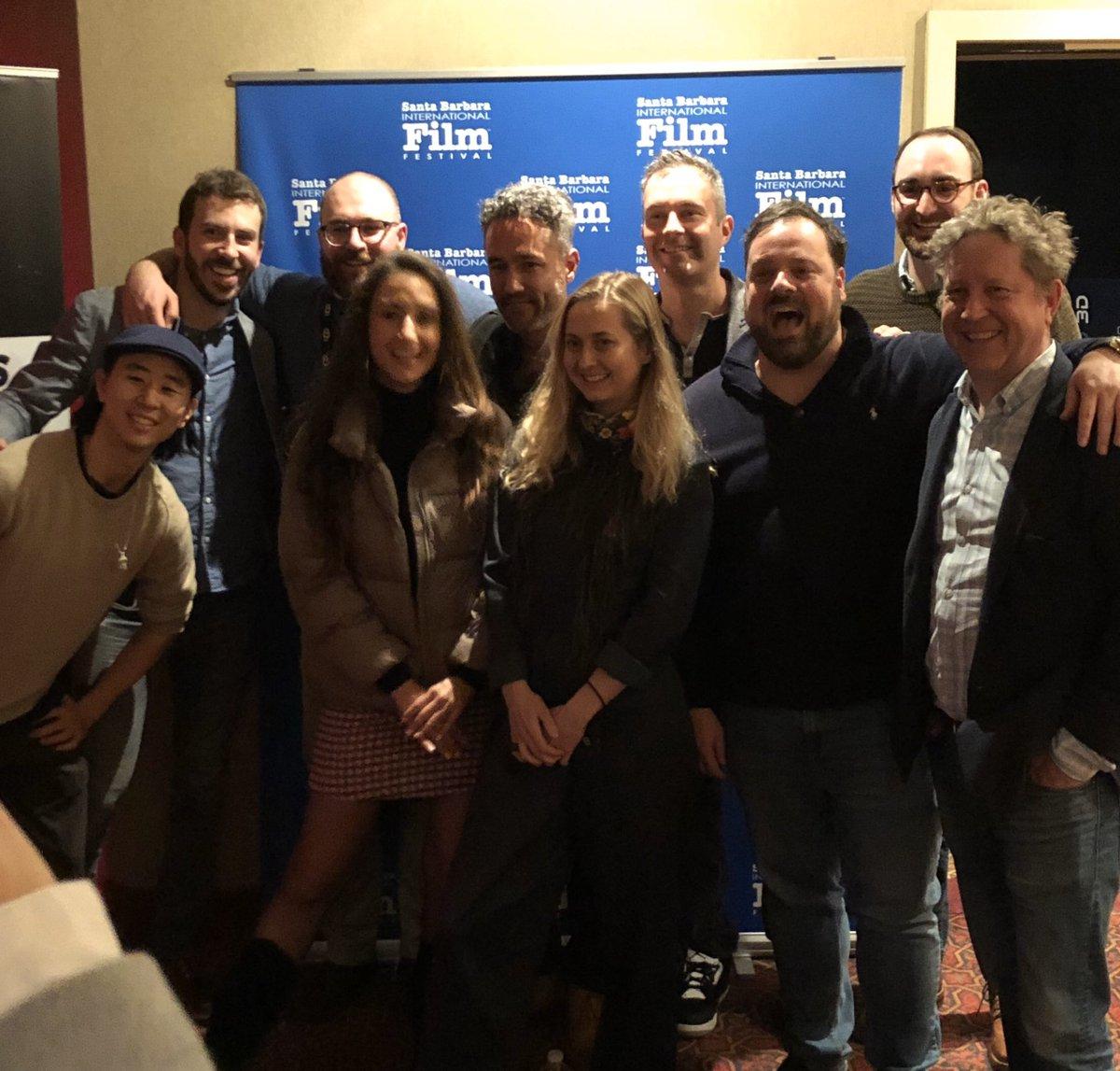 "World Premiere of ""The Restoration"" at Santa Barbara International Film Festival."