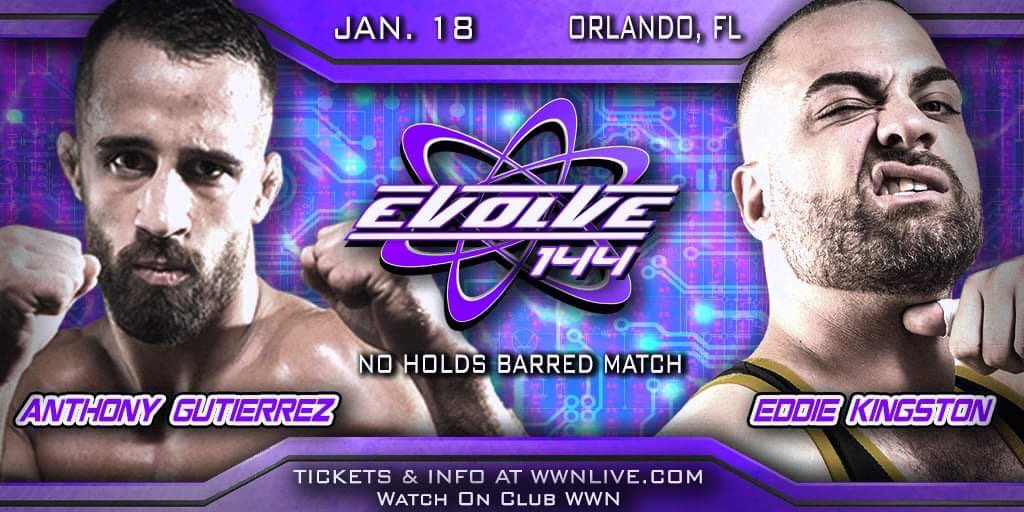 Tonight in Orlando! Why you mad, King!?! #ProWrestling #MMA
