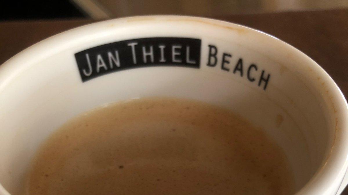 Good morning. Enjoying a cappuccino from the Zanzibar Restaurant Curaçao at Jan Thiel Beach .  . . #curacao #feelitforyourself #caribbean #beach #vacation #zanzibarcuracao #janthielbeach #beachbar #caribbeanlife #coffeepic.twitter.com/YvlXqCuFOf