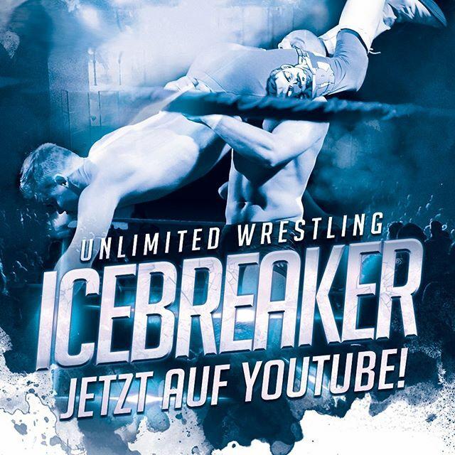 Es ist soweit! Unlimited Wrestling:IceBreaker 2019 ist ab jetzt auf Youtube verfügbar! Vollkommen kostenfrei!  Deutsche Kommentatoren: https://youtu.be/I-u7U6NtM2A  Englischer Kommentator: https://youtu.be/dqyaVWQIiGQ  #UnlimitedWrestling #GermanWrestling #Deuts… https://ift.tt/2FYv4M6pic.twitter.com/AxrAaqb3MX