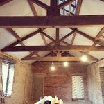 Image for the Tweet beginning: The newly sandblasted function room