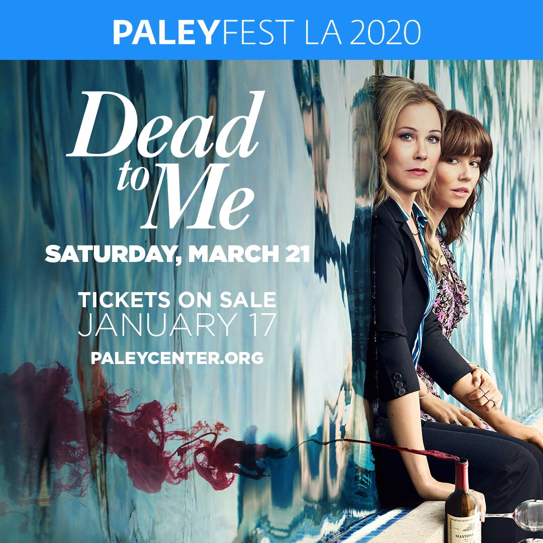 So excited to be a part of Paley fest!