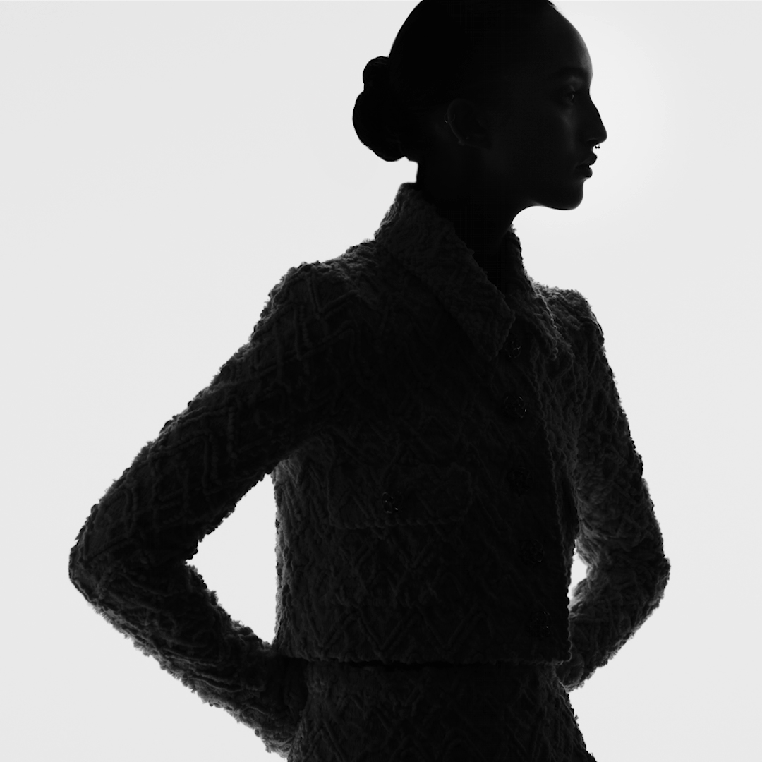 A preview of Virginie Viard's CHANEL Spring-Summer 2020 Haute Couture silhouettes. Captured by Karim Sadli. #CHANELHauteCouture More to come tomorrow.
