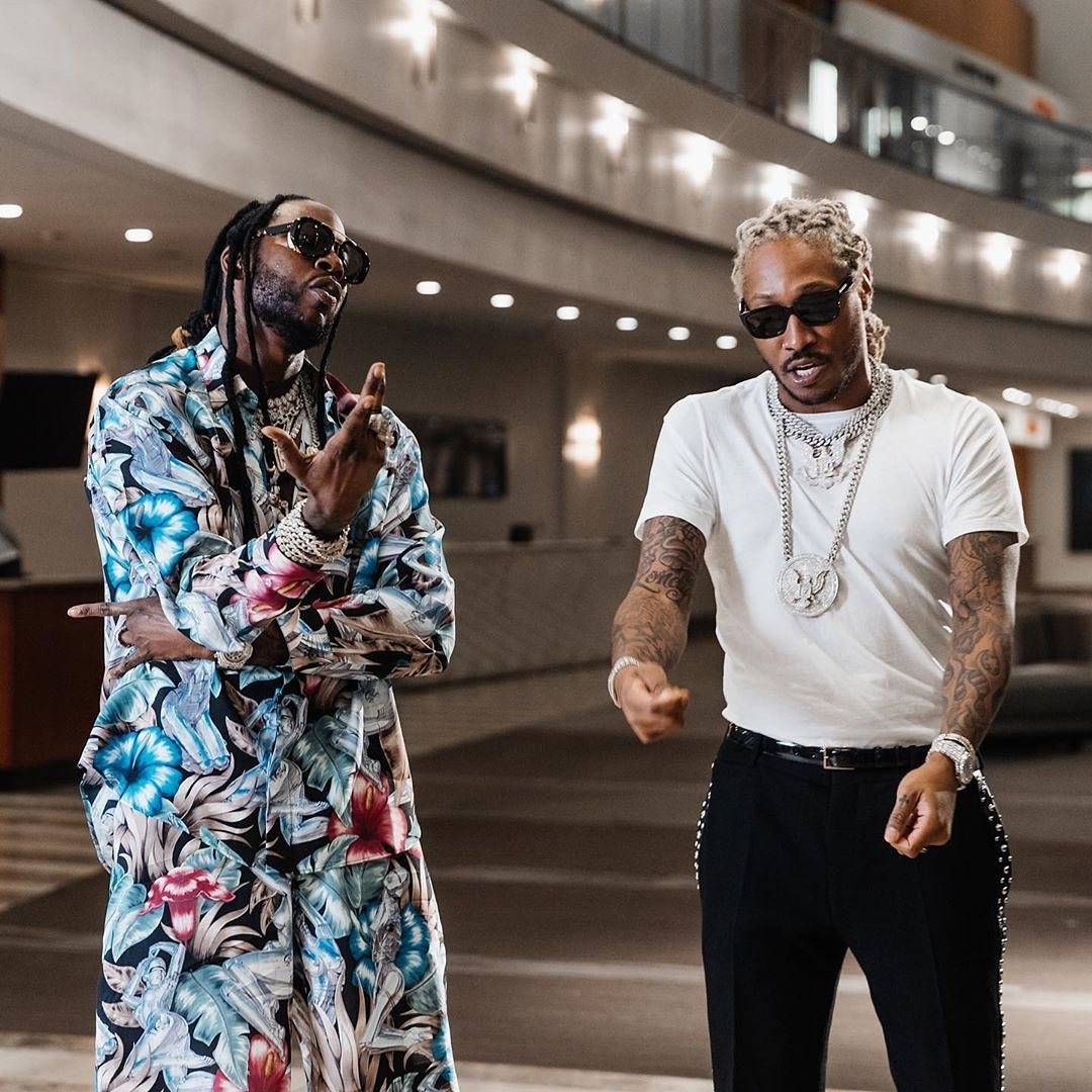.@2chainz and @1future never miss 🎯 Hit play on their new collab #DeadManWalking now spoti.fi/2uhprpt