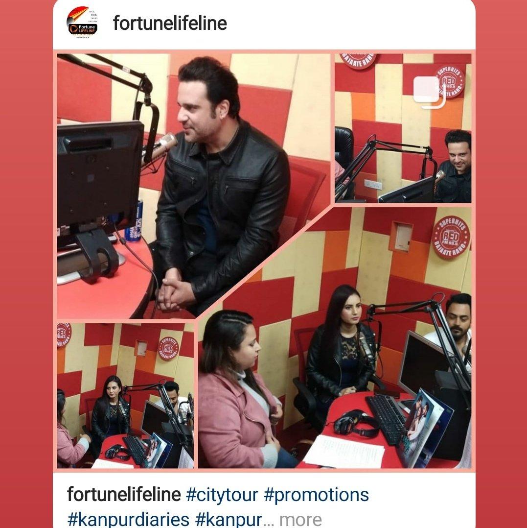 #citytour #promotions #kanpurdiaries #kanpur #opushpaihatetear #krushnaabhishek #karthikjayaram #anusmritisarkar  #regenta  #redfm #redfmkanpur #rjsugandha #amarujala #amarujalakanpur #nadkarni #college #4thcrafts #thefilmsandentertainment #promotions #publicity #fortunelifelinepic.twitter.com/ZGqtfbJLFT
