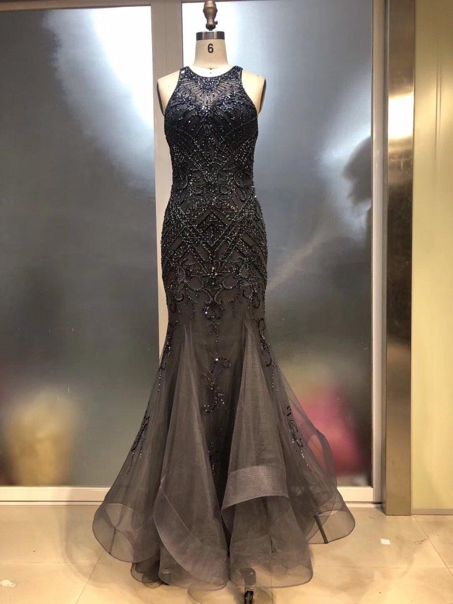 #design #likeforlike Gorgeous O-Neck Off the Shoulder Appliques Tulle Black Prom Dresses https://seyadi.com/gorgeous-new-mermaid-evening-dress-2018-o-neck-off-the-shoulder-appliques-tulle-black-prom-dresses-vestido-de-festa/…pic.twitter.com/HQFRHZnreM