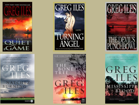 Are you fan of author @GregIles? Check out the Natchez book tours with Downtown Karla Brown! You'll have the opportunity to choose from 3 different tours, which all visit various sites from Greg's novels.  --  Click here for more details: http://bit.ly/2Nrz9fM pic.twitter.com/UVsyTcUsF1
