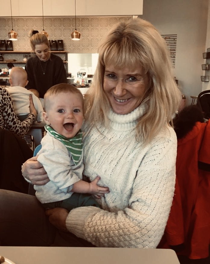Little Joe is having a lovely time today in @GoosePlay #harrogate #Yorkshire