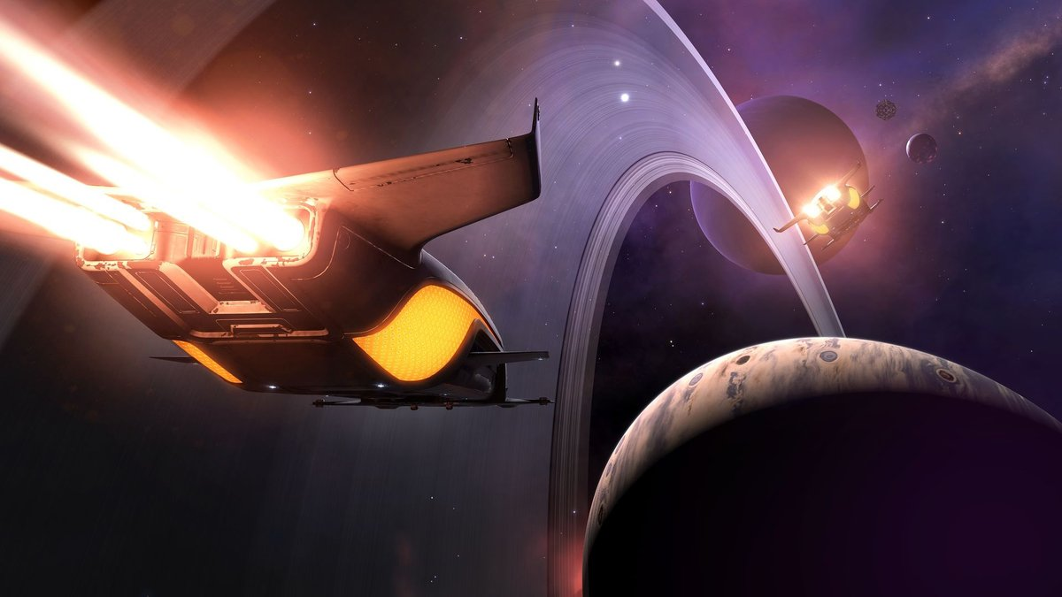 test Twitter Media - Leave your mark on the cosmos 🚀  Elite Dangerous: Deluxe Edition is 70% off at PS Store: https://t.co/Wr5OygFTJK https://t.co/p2VGLZ8Dqk