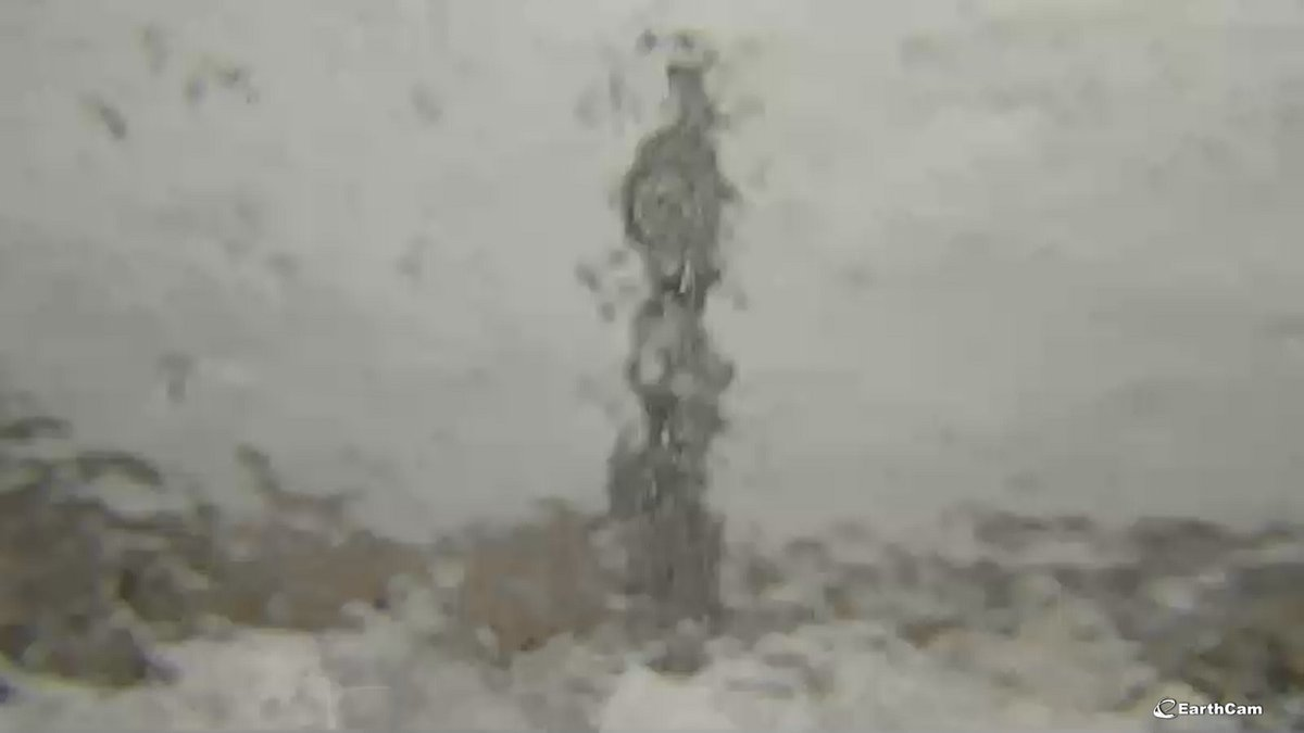 A glaze of ice covers the Flight 93 Memorial webcam in Shanksville.https://www.earthcam.com/usa/pennsylvania/shanksville/?cam=flight93_hd…