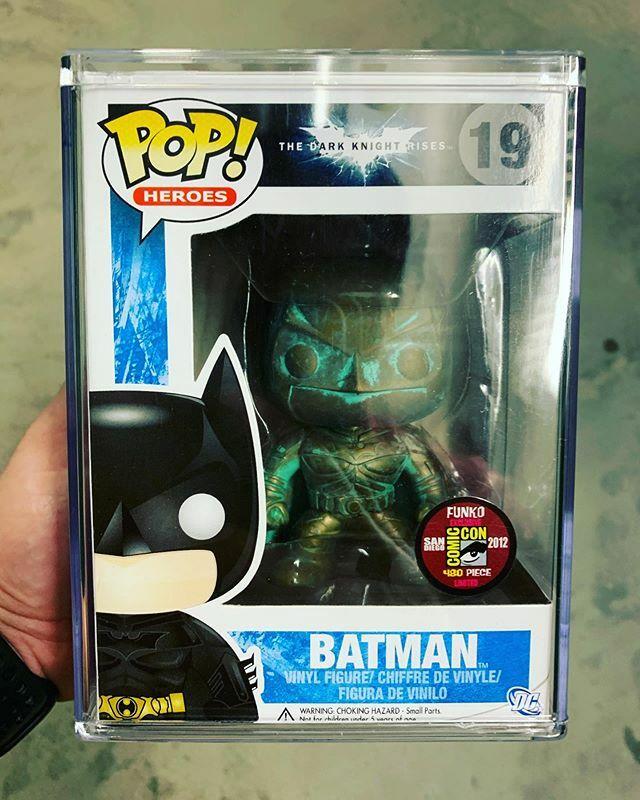 👀 A lot of Patina Batman haul posts so I figured I'd share mine too. 💪🏻 🦇 🔥 ift.tt/2G8kpOJ