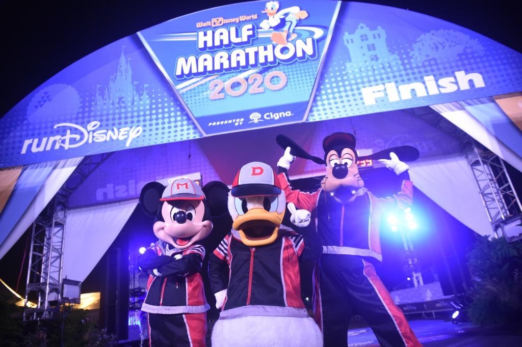 Magic runs deep! Congrats to all the runners at this year's @runDisney #WDWMarathon Weekend.