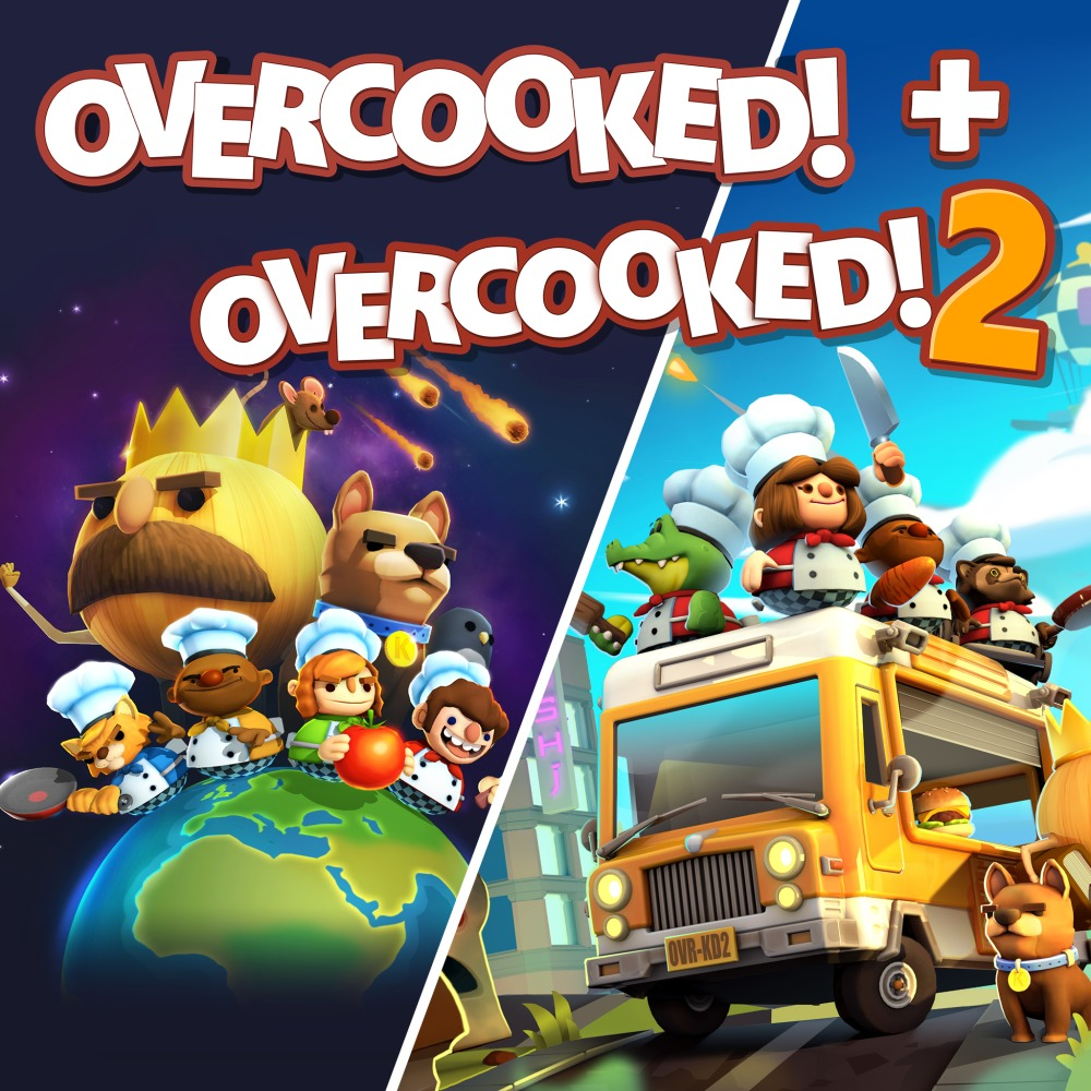 test Twitter Media - Everybody, just romaine calm!   The Overcooked + Overcooked 2 bundle is now slicing & dicing 50% off at PS Store: https://t.co/fFhosk1S7F https://t.co/QXHdmmCJCB