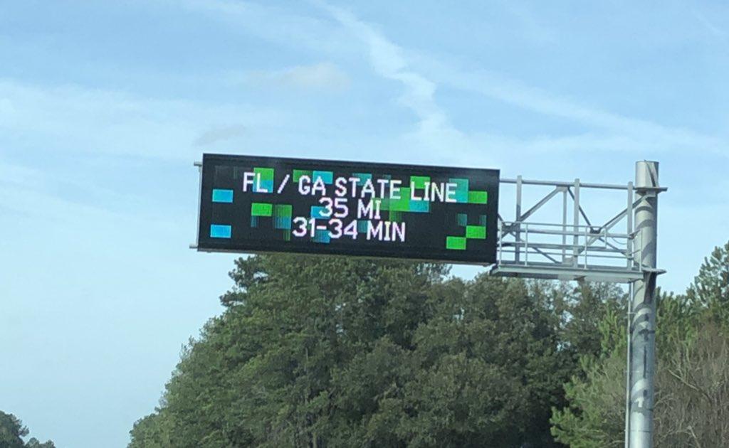 @FLAGALine A little bit of FL, a little bit of GA  <br>http://pic.twitter.com/Jqq4mkVItb – à FL GA State Line