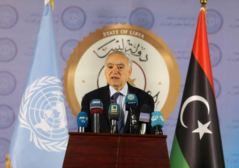 U.N. envoy hopes for, but cannot predict, speedy reopening of Libya oil ports https://reut.rs/2R5xUFc