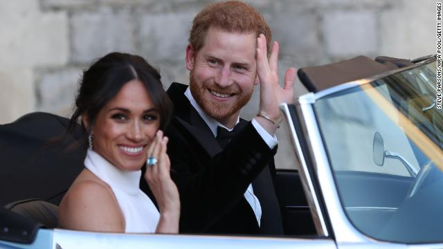 Harry and Meghan will no longer use the titles His and Her Royal Highness after announcing they would step back from their roles as senior members of the royal family, Buckingham Palace announced https://cnn.it/2NyYLYj