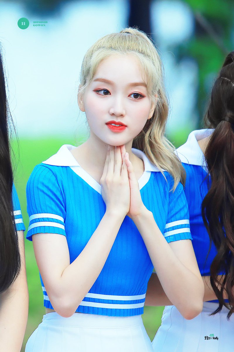 #Gowon #LOONA   gowon_day<br>http://pic.twitter.com/2uWQkjOHrs