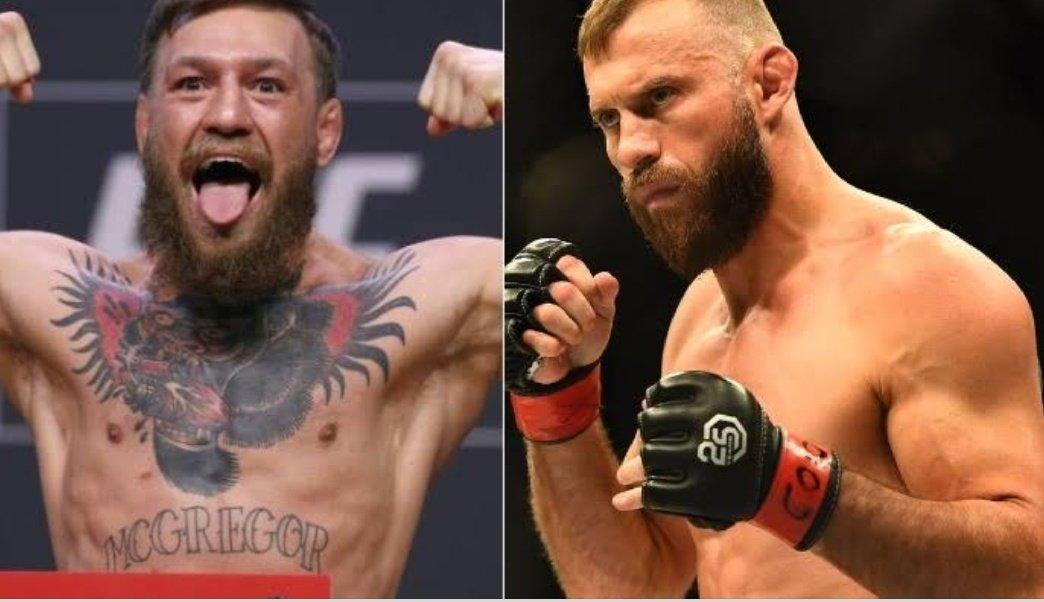 Who is your pick tonight at #ufc246?  RT: Conor Like: Cowboy  @Gidi_Traffic #nigeria