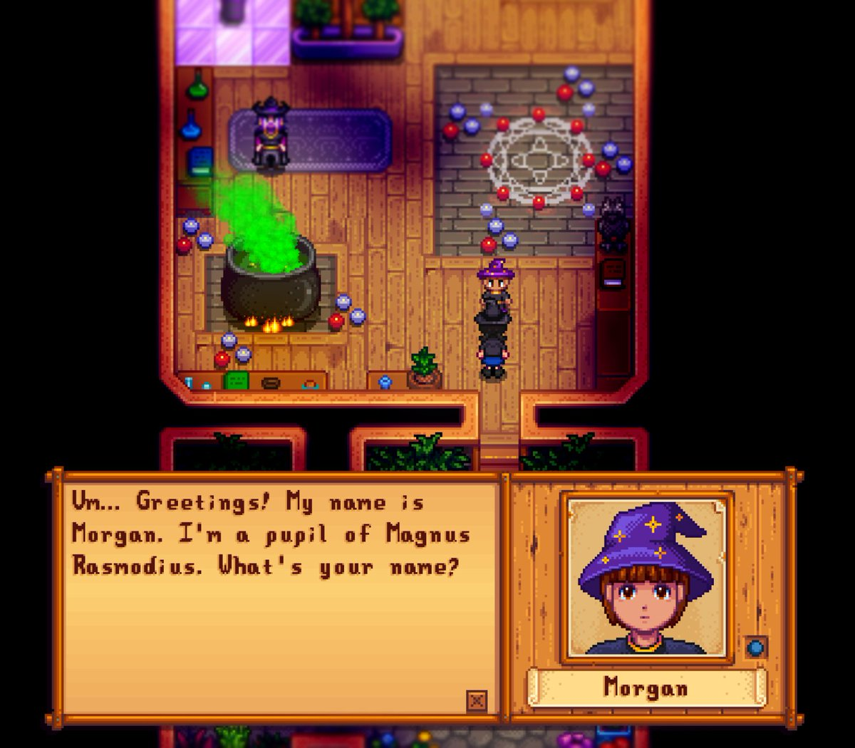 Flashshifter Pa Twitter Everyone Meet Morgan A Pupil Of The Wizard Who Arrives In Stardew Valley At The Start Of Year 3 Morgan Will Debut In Sve 1 10 Along With Many New You can also try the romance philosophy. stardew valley